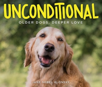 Jane Sobel Klonsky, author of Unconditional Older Dogs, Deeper Love will join Jon and Talkin' Pets 1/14/17 at 5pm EST to discuss and give away her new book