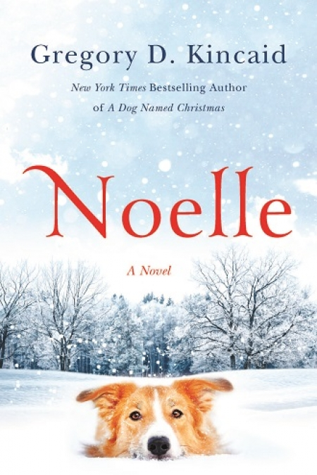 Bestselling Author Greg Kincaid will join Jon and Talkin' Pets 12/9/17 at 720pm EST to dicuss and give away his new book Noelle