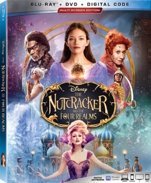 "From the Studio That Brought You ""Beauty and the Beast""  Disney's ""The Nutcracker and the Four Realms"" win a Blu Ray copy on Talkin' Pets this weekened 2/2/19 from 5-8pm ET"