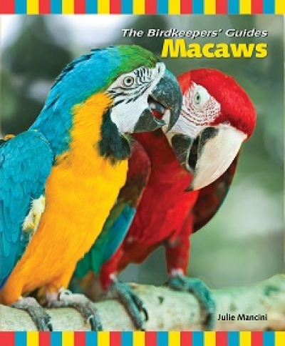 "Julie Mancini Author of ""Macaws"" will join Jon and Talkin' Pets this Saturday at 5 PM EST"