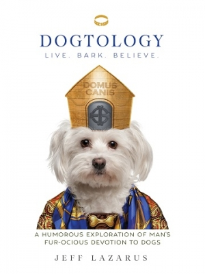 Author Jeff Lazarus will join Jon and Talkin' Pets 11/11/17 at 5pm EST to discuss and give away his new books, Dogtology and Catakism
