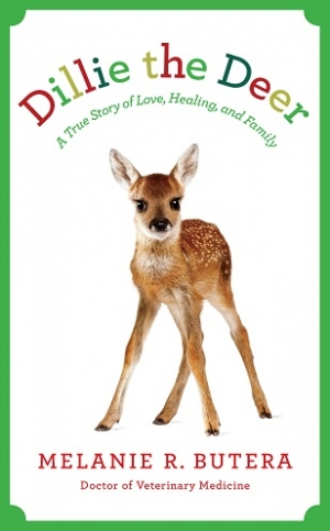 Author of DILLIE THE DEER, Melanie R. Butera will join Jon and Talkin' Pets 12/12/15 at 5pm EST to discuss and give away her book