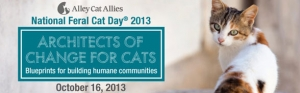 This Year, We're Going All Out with Our National Feral Cat Day® Awards!