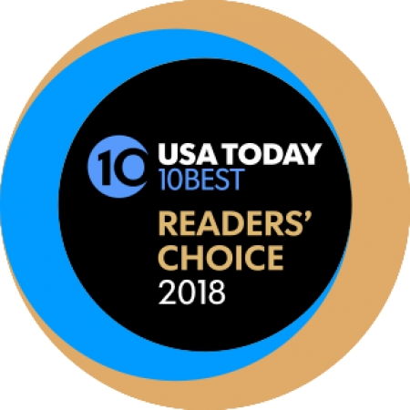 USAToday names The Florida Aquarium third best Aquarium in the country