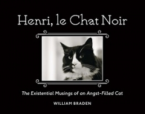 William Braden author of Henri, le Chat Noir will join Jon and Talkin' Pets Saturday 1/11/14 at 5 PM EST to discuss and give away his book