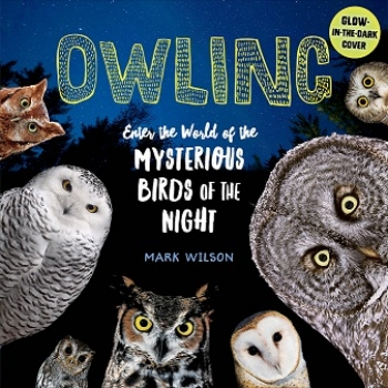 Author of Owling, Mark Wilson will join Jon and Talkin' Pets on Saturday 10/26/19 at 5pm ET to discuss and give away his new book