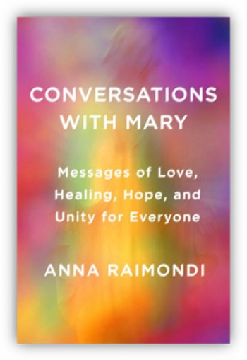 """Anna Raimondi is a grief counselor, spiritual advisor, and medium and will join Jon and Talkin' Pets 1/20/18 at 630pm EST to discuss and give away her book """"Conversations with Mary"""""""