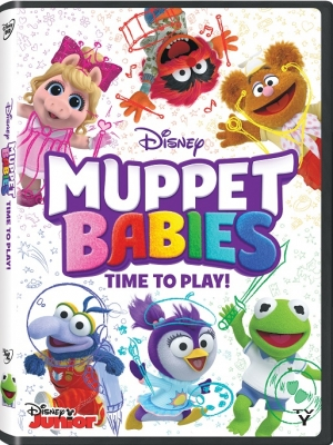 Muppet Babies: Time to Play! Win a DVD this Saturday 8/11/2018 during the show from 5-8pm EST