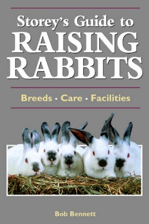 "Author Bob Bennett will join Jon and Talkin' Pets 4/15/2017 at 5pm EST to discuss and give away his book ""Guide to Raising Rabbits"""