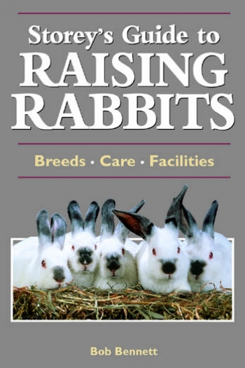 """Author Bob Bennett will join Jon and Talkin' Pets 4/15/2017 at 5pm EST to discuss and give away his book """"Guide to Raising Rabbits"""""""