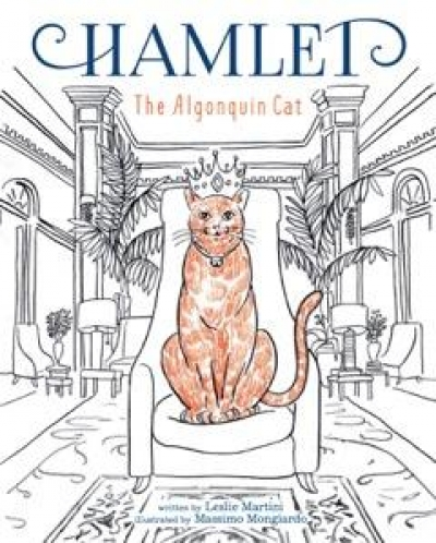 ALICE DE ALMEIDA| EXECUTIVE ASSISTANT The Algonquin Hotel Times Square, Autograph Collection will join Jon and Talkin' Pets 03/09/19 at 5pm ET to discuss and give away HAMLET: THE ALGONQUIN CAT book