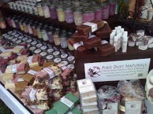 Michelle Touchstone of Pixie Dust Naturals will join Jon and Talkin' Pets 5/17/14 at 630 PM EST to discuss and give away her cruelty free products
