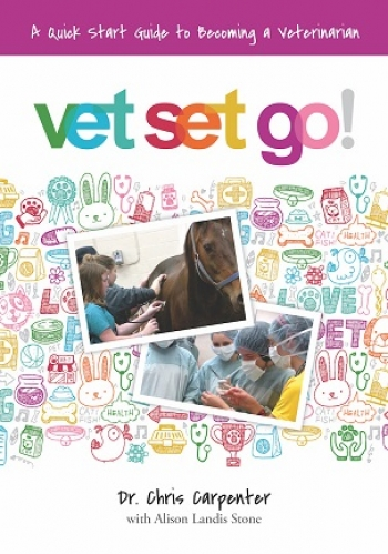 Chris Carpenter, DVM, MBA, author of Vet Set GO will join Jon and Talkin' Pets 2/6/16 at 5 PM EST to discuss and give away his book
