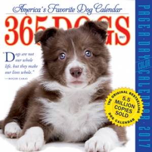 Workman Publishing wishes evryone a Happy Holiday Season and is giving away 2017 pet calendars 12/10/16 at 630pm EST on Talkin' Pets