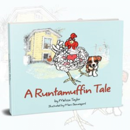 Melissa Taylor author of A Runtamuffin Tale will join Jon and Talkin' Pets 12/16/17 at 721pm EST to discuss and give away her new childrens book