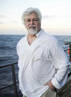 Paul Watson of Sea Shepherd Conservation Society will join Jon and Talkin' Pets 7/14/18 at 520pm EST to discuss Shark Con ...
