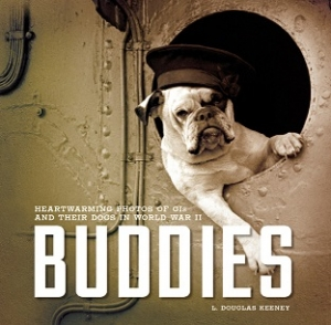 L. Douglas Keeney author of BUDDIES will join Jon and Talkin' Pets 11/14/15 at 5 PM EST to discuss and give away his book