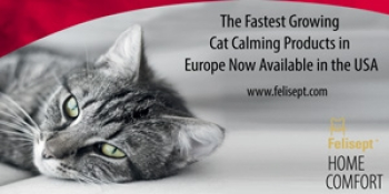 Felisept® Home Comfort Brings Stress Relief and Peace to U.S. Cat Households