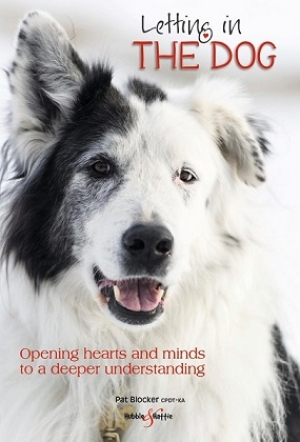 "Pat Blocker author of ""Letting in The Dog"" will join Jon and Talkin' Pets 9/14/19 at 5pm ET to discuss and give away her book"