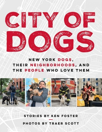 """Ken Foster author of """"City of Dogs"""" will join Jon and Talkin' Pets 10/13/2018 at 5pm EST to discuss and give away his new book"""