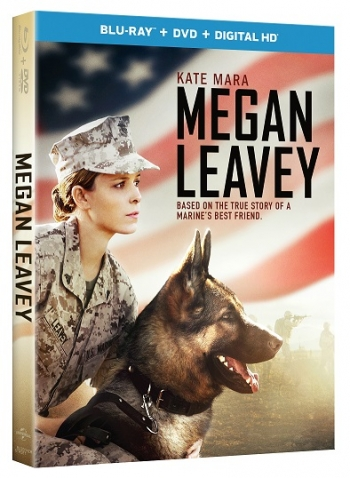Universal Pictures Home Entertainment releases Megan Leavey on Blu Ray and DVD and Jon and Talkin' Pets will be giving away copies of the film on 8/26/17 in hour 2 at 6pm EST