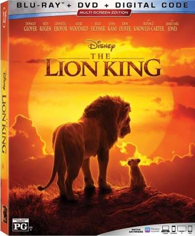 "The Global Phenomenon Comes to Life Like Never Before  Disney's ""The Lion King"" and you can win a Blu-Ray, DVD, Digital Copy on Talkin' Pets 12/19/19 in hours 2&3 of our 3 hour show Saturday's 5-8pm ET"