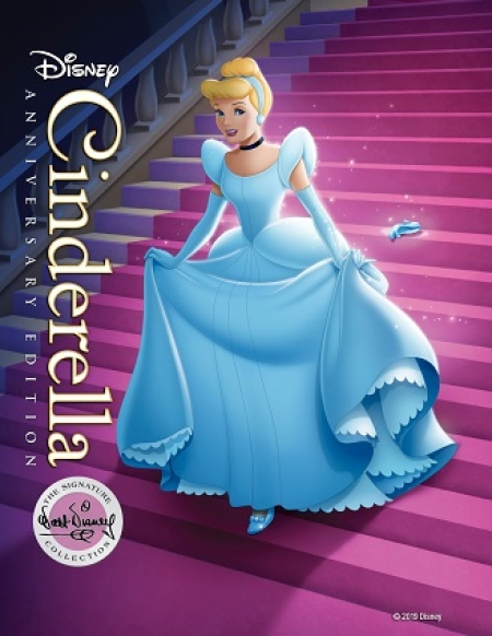 "Listen to Talkin' Pets 6/15/19 between 5-8pm ET and win ""Cinderella: Anniversary Edition"", the newest release in the Walt Disney Signature Collection  On Digital and Movies Anywhere June 18 and on Blu-ray™ June 25"