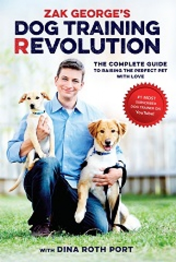 "Zak George author of ""Dog Training Revolution"" will join Jon and Talkin' Pets 6/18/16 at 5pm EST to discuss and give away his new book"
