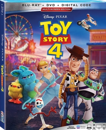 Disney and Pixar's Toy Story 4 Captures the Hearts of Fans Old & New. Now's your chance to win a Blu-Ray copy of Toy Story 4 on Talkin' Pets 10/12/19 in hours 2 & 3