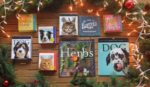 Compliments from Workman Publishing Talkin' Pets will be giving away 2019 calendars to lucky listeners