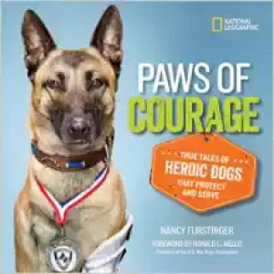 "Nancy Furstinger author of ""Paws Of Courage"" will join Jon and Talkin' Pets 7/02/16 at 5pm EST to discuss and give away her new book"