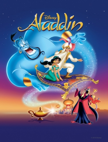 "In 4K for the First Time, The Animated Classic ""Aladdin"" Joins the Walt Disney Signature Collection and win a Digital Download or a Blu-Ray copy on today's show"