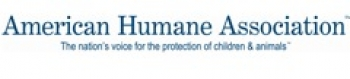 """American Humane Named """"Outstanding Animal Welfare Organization of the Year"""""""