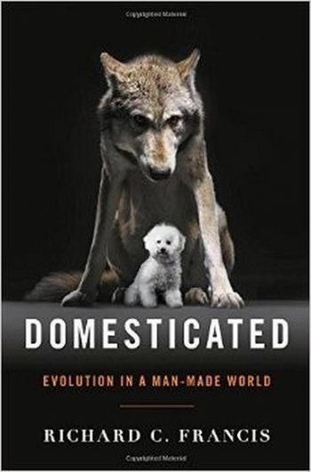 Author Richard C. Francis will join Jon and Talkin' Pets 8/13/16 at 5pm EST to discuss and give away his new book - DOMESTICATED Evolution in a Man-Made World