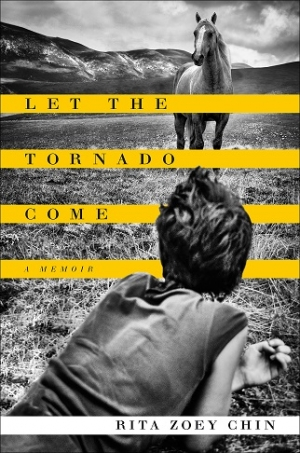"Rita Zoey Chin - author of ""Let The Tornado Come"" joins Jon and Talkin' Pets 8/16/14 at 5 PM EST to discuss and give away her book"
