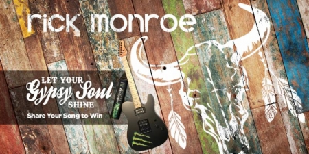 "Rick Monroe Launches ""Gypsy Soul"" Contest"