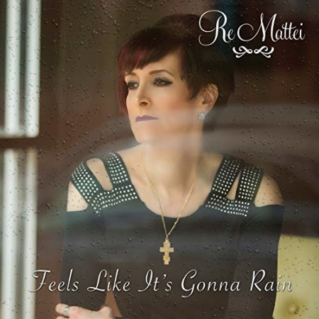 "Re Mattei will join Jon and Talkin' Pets to discuss her new single, ""Feels Like It's Gonna Rain"" 12/8/18 at 630pm EST and give away copies of her CD"