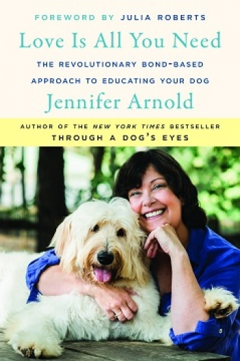 "Author Jennifer Arnold will join Jon and Talkin' Pets 8/20/16 at 5pm EST to discuss and give away her new book ""Love Is All You Need"""