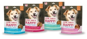 Ian Poole will be joining Jon and Talkin' Pets 10/4/14 at 630 PM EST to discuss and give away New Look Who's Happy Fetch' n Fillets and Tempt' n Tenders pet treats