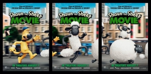 Shaun the Sheep Movie coming to a theater near you August 7, 2015