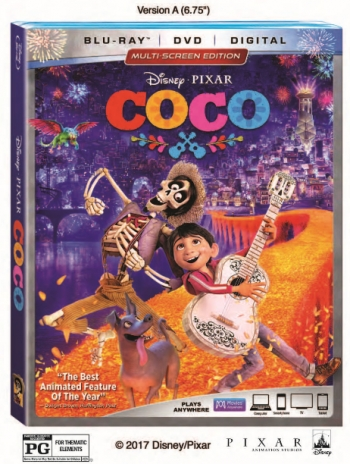 "Host an Unforgettable Family Reunion in Your Home!  Disney•Pixar's ""COCO"""