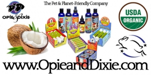 Debbie Guardian, President and Founder of Opie & Dixie will join Jon and Talkin' Pets June 30, 2018 at 720pm EST to discuss and give away her 100% natural organic Paw Balm