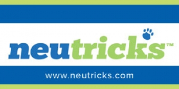 Dave Merrick, President of Neutricks, LLC. will join Jon and Talkin' Pets 10/22/16 at 630pm EST to discuss and give away Neutricks for Dogs & Cats