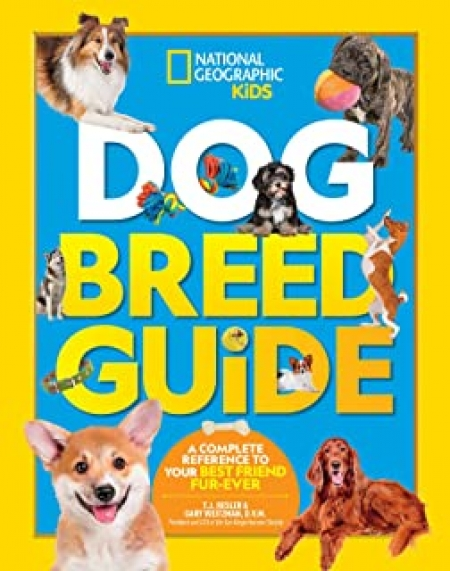 Dr. Gary Weitzman will join Jon and Talkin' Pets 10/05/19 at 5pm ET to discuss and give away the new books by National Geographic Kids: Dog Breed Guide & Cat Breed Guide