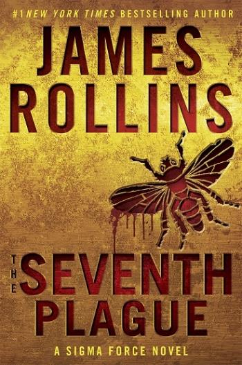 """Best Selling Author James Rollins will join Jon and Talkin' Pets 12/10/16 at 5pm EST to discuss and give away his new book """"The Seventh Plague"""""""