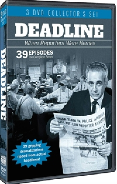 Listen to Talkin' Pets this Saturday 11/30/19 and possibly win Film Chest Media Group Proudly Presents … DEADLINE   When Reporters Were Heroes   39 Gripping Dramatizations Ripped From Actual Headlines!