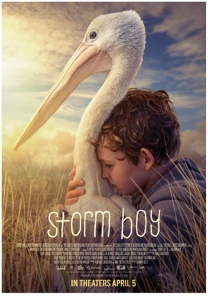 "Child actor Finn Little of the new film in theaters now, ""Storm Boy"" will join Jon and Talkin' Pets 4/13/19 at 630pm ET to discuss his film and working with Pelicans"