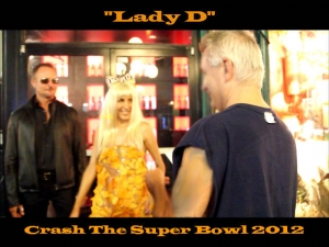 Crash The Superbowl featuring Lady D and Jon Patch