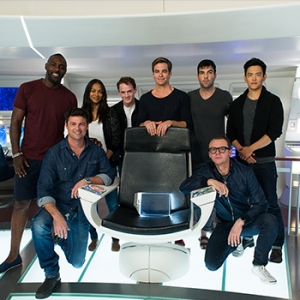 STAR TREK BEYOND CAST UNITES TO BRING AUDIENCES THE ULTIMATE FAN EXPERIENCE: A CHANCE TO APPEAR IN THE UPCOMING FILM