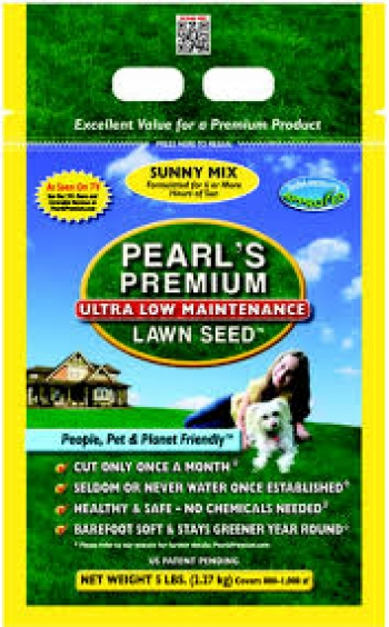 Founder of Pearls Premium Ultra Low Maintenance Lawn Seed Jackson Madnick will join Jon & Talkin' Pets 5/09/20 at 630pm ET to discuss and give away bags of his earth and pet friendly grass seed